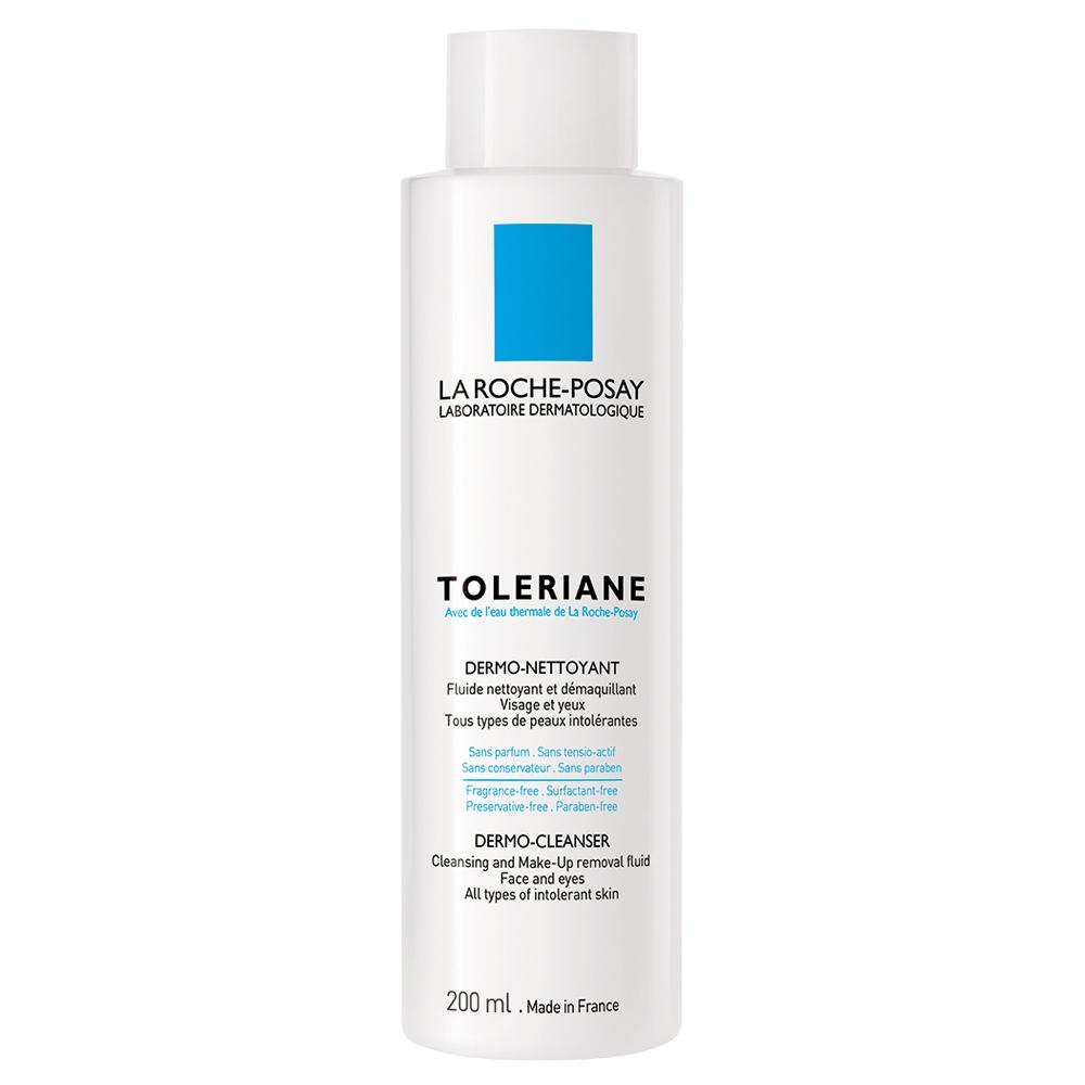 LA ROCHE Tolériane dermo-nettoayant odličovací emulze 200 ml