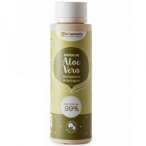 LA SAPONARIA  99% Aloe vera Gel na tělo a vlasy 150 ml BIO