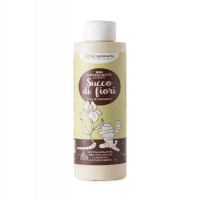 LA SAPONARIA Posilující čisticí sprchový gel s kosatcem a zázvorem BIO 200 ml