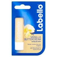 LABELLO Vanilla & Butter Cream Balzám na rty 4,8 g