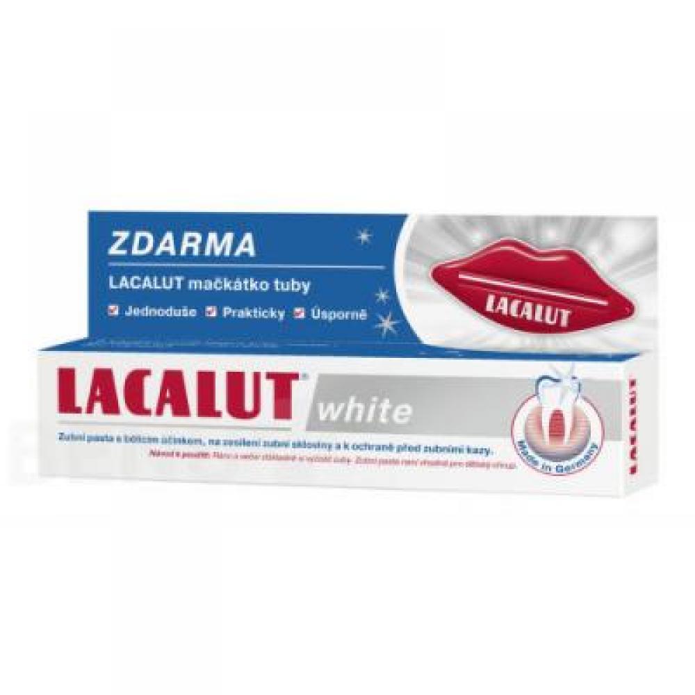 LACALUT White Zubní pasta bělicí bez peroxidu 75 ml