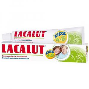 LACALUT dětská zubní pasta 4 až 8 let 50 ml