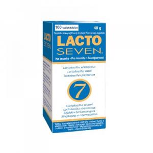 VITABALANS Lactoseven 100 tablet