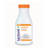 LACTOVIT Activit ochranný sprchový gel 300ml