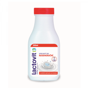 LACTOVIT Lactourea regenerační sprchový gel 300ml