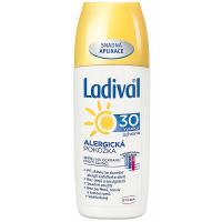 LADIVAL Sprej na opalování alergická pokožka OF30 150 ml