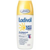 LADIVAL Sprej na opalování alergická pokožka OF 50+ 150 ml