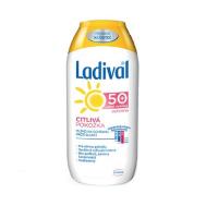 LADIVAL Opalovací mléko pro citlivou pokožku OF50+ 200 ml