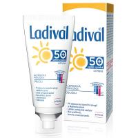 LADIVAL Gel pro alergickou pokožku obličeje OF50+ 50 ml