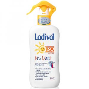 LADIVAL OF 30 Sprej na opalování pro děti 200 ml