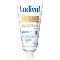 LADIVAL Opalovací krém na obličej pigmentové skvrny OF30 50 ml