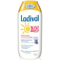 LADIVAL Opalovací mléko pro citlivou pokožku Plus OF30 200 ml