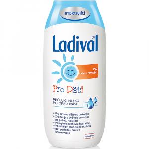 LADIVAL Pečujcí mléko po opalování pro děti 200 ml