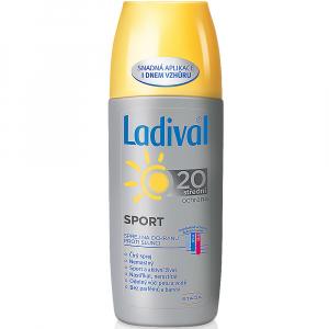 LADIVAL Sprej na opalování Sport OF 20 150 ml