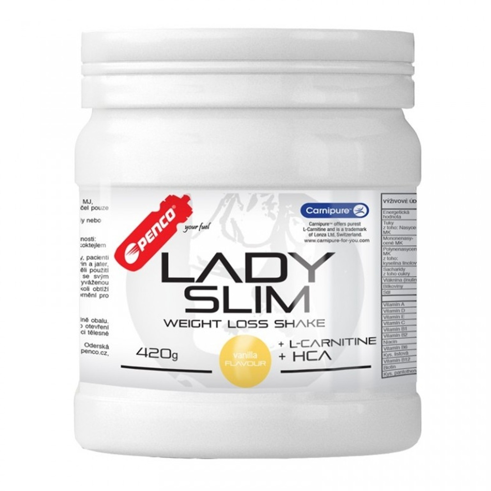PENCO Lady slim vanilka 420 g