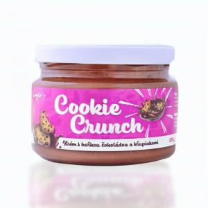 LADYLAB COOKIE CRUNCH - Lískovo-arašídový krém 250 g