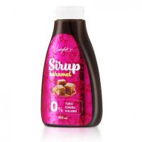 LADYLAB ZERO sirup s příchutí karamel 425 ml