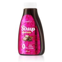 LADYLAB ZERO sirup s příchutí čokolády 425 ml