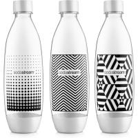 SODASTREAM  Lahev Fuse Black&White TriPack 1 l