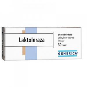 GENERICA Laktoleraza 30 tablet