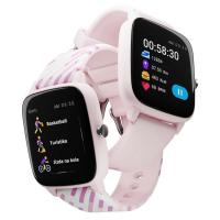 LAMAX BCool Pink chytré hodinky