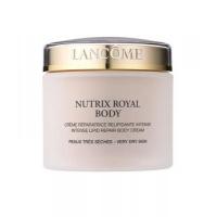 Lancome Nutrix Royal Body Butter 200ml Velmi suchá pokožka
