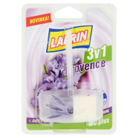 LARRIN WC Plus závěs 3v1 Provence 40 g