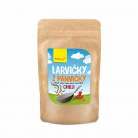 WOLFBERRY Larvičky z pánvičky chilli bezlepkové 20 g
