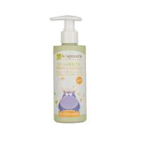 LA SAPONARIA Jemný tělový a vlasový mycí gel pro děti BIO 190 ml