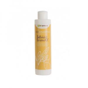 LA SAPONARIA Šampon se šalvějí a citrónem BIO 200 ml