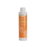 LA SAPONARIA Šampon se slunečnicí a sladkým pomerančem 200 ml BIO
