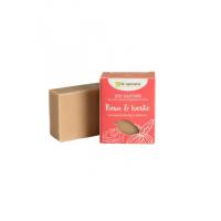 LA SAPONARIA Tuhé olivové mýdlo BIO Růžový olej a bambucké máslo 100 g