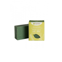 LA SAPONARIA Tuhé olivové mýdlo BIO Středomořské bylinky s aloe 100 g