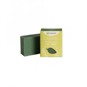 LA SAPONARIA Tuhé olivové mýdlo Středomořské bylinky s aloe 100 g BIO