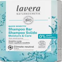 LAVERA Basis Tuhý šampon Moisture & Care 50 g