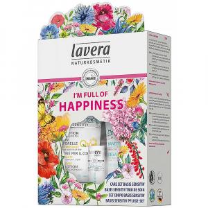 LAVERA Basis Sensitiv Set plný štěstí Dárkové balení