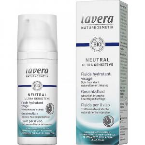LAVERA Neutral Ultra Sensitive Pleťový fluid 50 ml