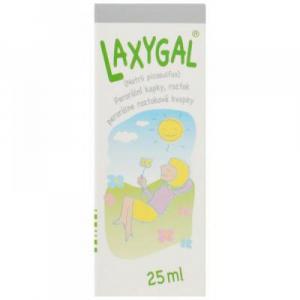 LAXYGAL  Kapky, roztok 25 ml