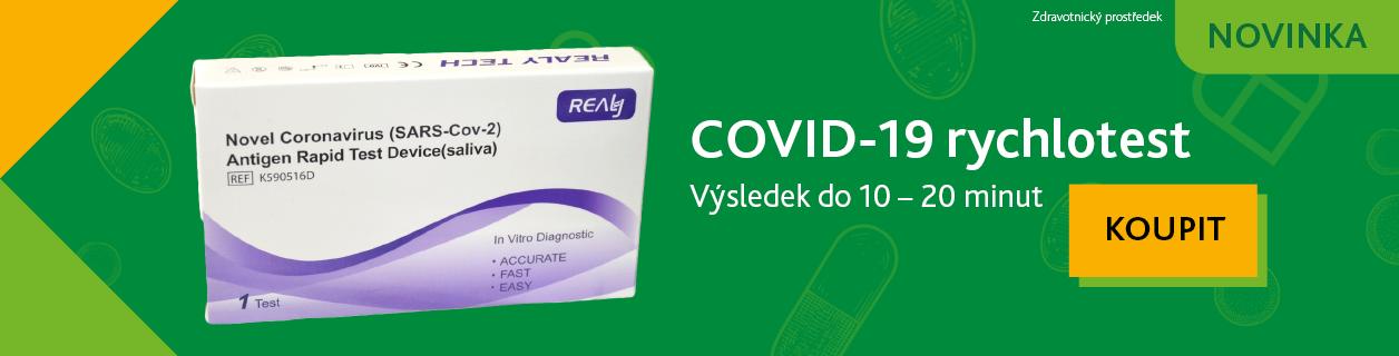 Rychlý domácí test na Covid-19