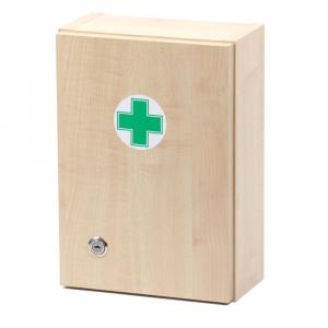 ŠTĚPAŘ Lékárnička dřevěná prázdná