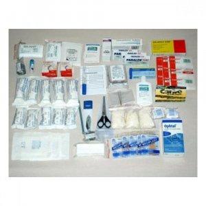 Lékárnička – náplň/materiál  do brašny malé-zdravotní 10 osob