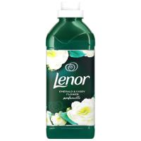 LENOR Emerald And Ivory Flower Aviváž 750 ml 25 Praní