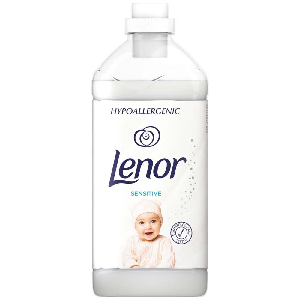 LENOR Sensitive Aviváž 1800 ml 60 Praní
