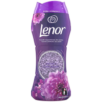 LENOR Vonné Perličky Do Praní S Amethyst & Floral Bouquet 210 g