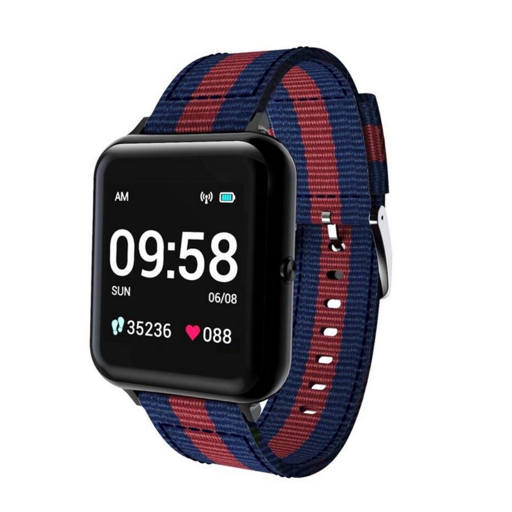 LENOVO Smart Watch S2 Black chytré hodinky