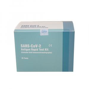 LEPU MEDICAL Covid-19 Antigen test z nosu 25 kusů