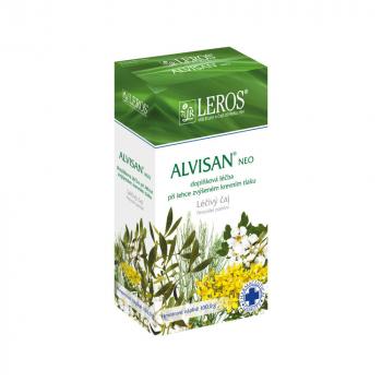 LEROS Alvisan neo Léčivý čaj sypaný 100 g