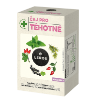 LEROS Čaj pro těhotné 20 sáčků
