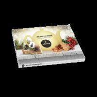 LEROS Bylinný kalendář pro adventní čas 23 čajových sáčků