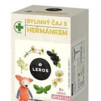 LEROS Dětský čaj s heřmánkem 20 sáčků